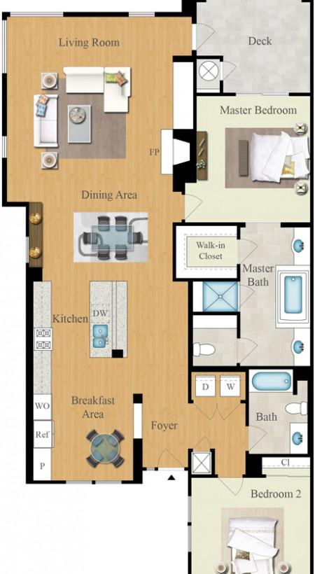 TheEnclave-2B-5-FloorPlan-Print-KW